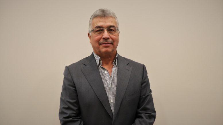 NWT MP Michael McLeod. (CKLB file photo)